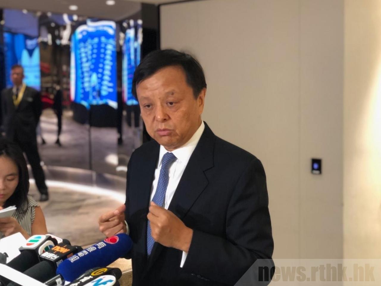 李小加:港交所網頁受到DDoS攻擊但不影響系統