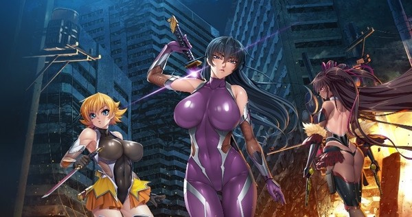 【TGS 19】《對魔忍》系列新作《Action 對魔忍》東京電玩展現場試玩報導