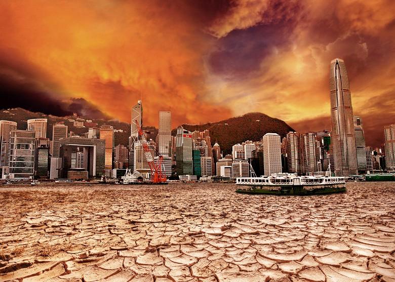 修例風波:社會事件嚴重衝擊港第3季GDP按年跌2.9%