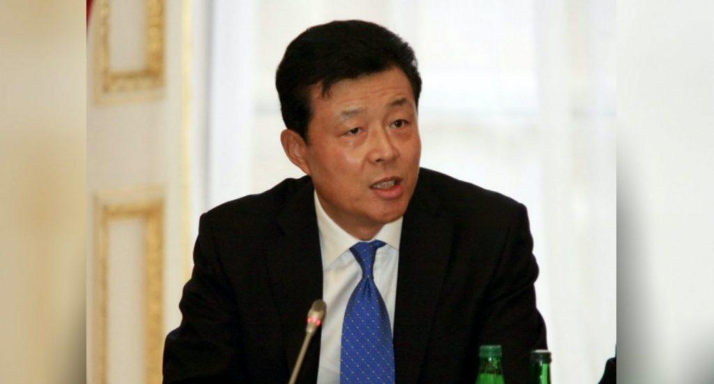 劉曉明:林鄭月娥執政沒有失敗 中國沒有政治犯