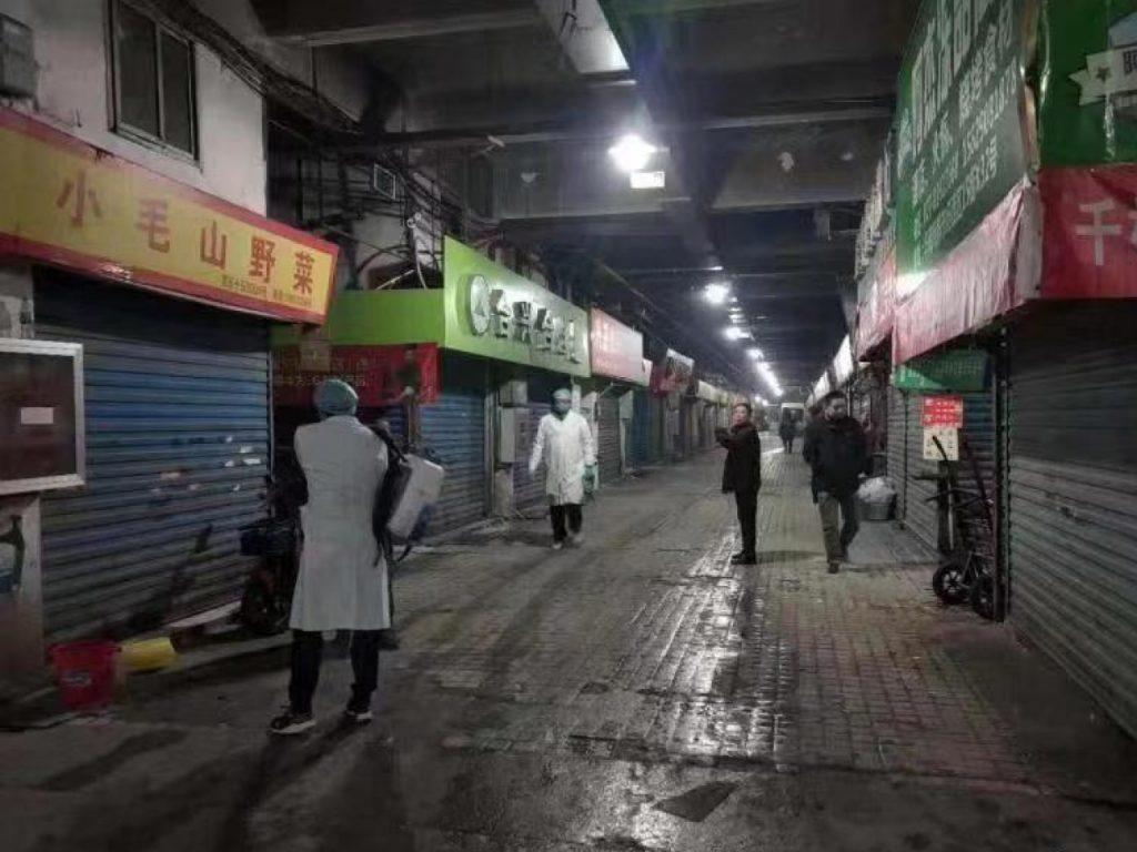 人民日報引武漢醫院人士稱不能斷定肺炎病例屬沙士