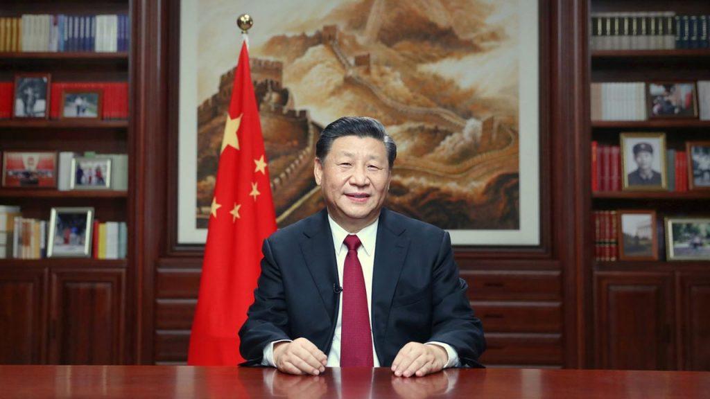 習近平發表2020新年賀詞提及香港局勢:真誠希望香港好