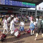 新冠肺炎︰深圳恢復部分赴港簽注包括探親就學就業